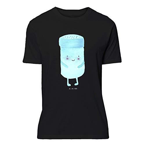 Mr. & Mrs. Panda T-Shirt, Größe M T-Shirt Bestfriends-Salt - Farbe Schwarz