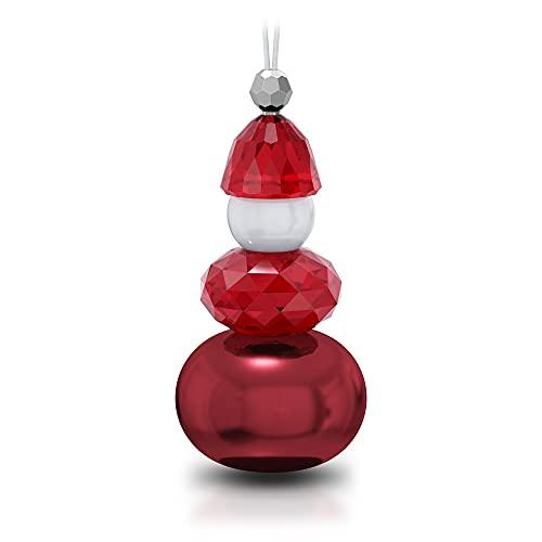 Ornamento di Natale vacanza Cheers Babbo Natale cristallo ornamento