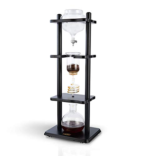 Yama Glass 6-8 Cup Cold Drip Maker