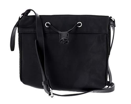 Esprit Bucket Shoulder Bag Anna Bucket Shoulder Bag Black