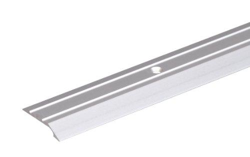 GAH-Alberts 490560 Ausgleichsprofil - gebohrt, Aluminium, silberfarbig eloxiert, 900 x 39 mm