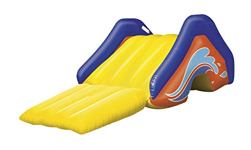 """H2O GO Giant Pool Inflatable Water Slide (97"""" x 49"""" x 39"""")"""