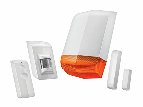 Trust ALSET-2000 Sistema di Sicurezza Wireless, Bianco