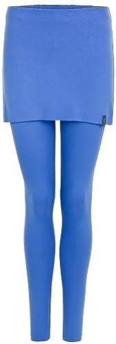 Yoga Pantalon de Femmes Longue Bleu, Legging Longue, SITA de Chapeau et Berg
