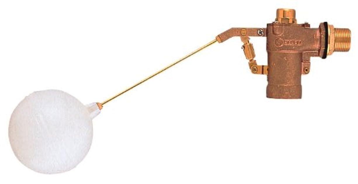 準備参照する味SANEI 【トイレ用 バランス型ボールタップ】 呼び20用 玉の直径115mm サオの長さ200mmX径6mm V52-20