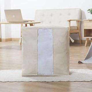 BCGT Non-tissé Tissu Quilt Sac Accueil Vêtements Stockage Quilt Oreiller Blanket Sac de Rangement Organisateur Bagages Voy...