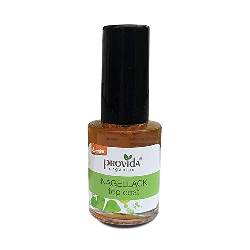 Provida - Living Nails - Bio-Nagellack Demeter - Top Coat - 10 ml