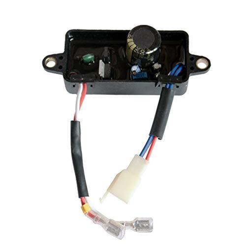 Regulador de Voltaje Automático 3000 Vatios Generador gasolina AVR condensador