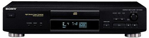 Sony CDP-XE220/B CD-Player schwarz