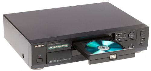Affordable Toshiba SD-5109 Twin-Tray 2-Disc DVD Player