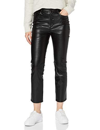 BOSS C_Tinetta 10199520 01 Pantaln de Vestir, Negro1, 36 para Mujer