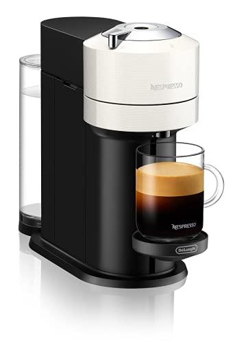 De\'Longhi Nespresso Vertuo Next ENV 120.W Kaffeekapselmaschine, weiß