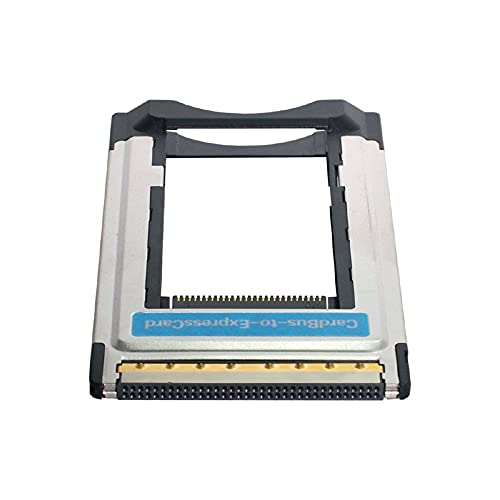 Cablecc - Adattatore da ExpressCard a scheda PCMCIA per computer, scheda convertitore da 34mm a 54mm