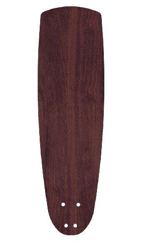 Emerson Ceiling Fans G54WA 22-inch Accessory Ceiling Fan Blades, Walnut, Indoor, Set of 5 Blades