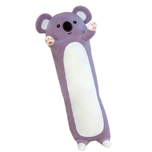 Juguete De Peluche De Panda Gigante De 110 Cm De Largo, Almohada De Refuerzo De Animal Cilíndrico, Oso De Koala, Peluche De 70-130 Cm, Regalo De Amigos para Dormir para Niños
