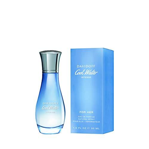 DAVIDOFF Cool Water Intense Woman Eau de Parfum, blumig-frischer Damenduft