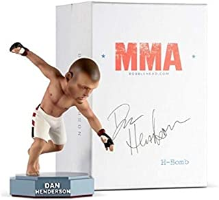 UFC Bobblehead Limited Dan Henderson - MMA UFC Action Figures Fight Night Sports Memorabilia , Handmade, Hand Painted, Limited, Numbered