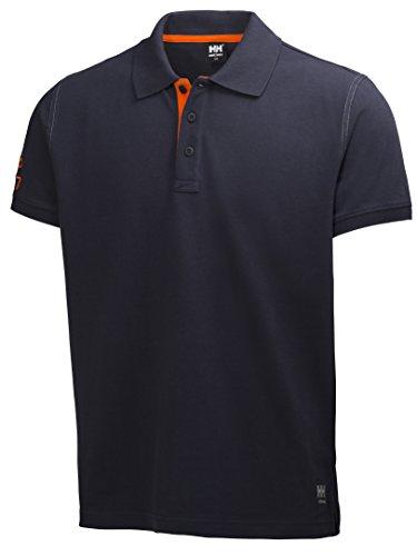 Helly Hansen Oxford, 34-079025-990-M Camiseta Polo, Talla XL, Azul (Navy)