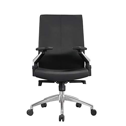 Silla Escritorio Silla Oficina Silla de oficina con respaldo alto Silla de oficina Escritorio Negro