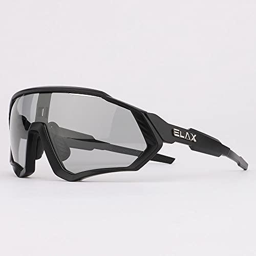 Gafas de sol Gafas De Ciclismo Fotocromáticas Hombres Mujeres Gafas De Sol De Ciclismo Al Aire Libre Bicicleta De Montaña Gafas De Ciclismo Gafas De Bicicleta De Carretera 1 Lente-01_Photochromic-No