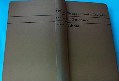 Il Gattopardo by Giuseppe Tomasi di Lampedusa (2014-02-01)