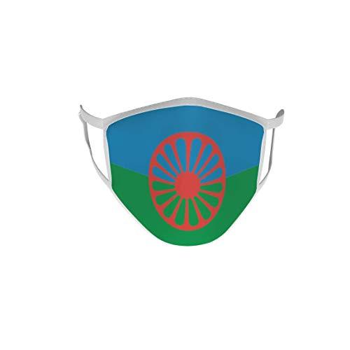 U24 Behelfsmaske Mund-Nasen-Schutz Stoffmaske Maske Sinti & Roma