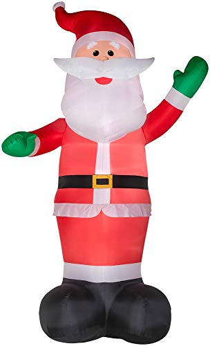 Gemmy 20' Airblown Inflatable Colossal Santa Claus