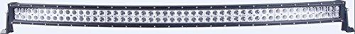 RadLites 53' Curved Cree LED Light Bar 22104 Lm Spot Flood Combo Heavy Duty Off Road, Truck, 4X4, Off Road, UTV, Farm, Work Light