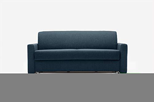 REPOSA Monza Sofas, Stoff, Navy, 151 x 98 x 80 cm