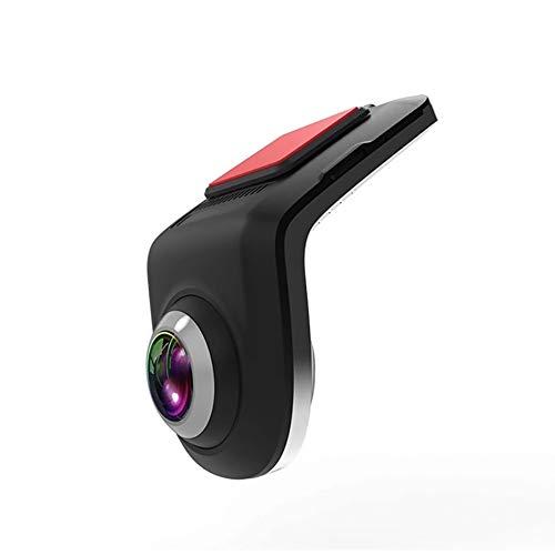 Boyfriend Cardig De Coche Navegación Grabadora Grabador de video para automóvil con dispositivo de visión nocturna por cable USB Conducción asistida ADAS, disparo claro, plug and play