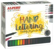 Kit Hand Lettering Alpino