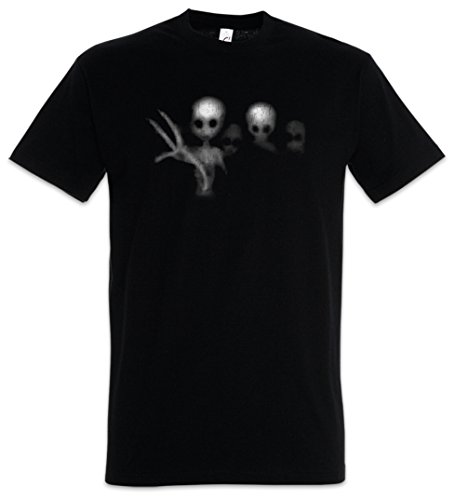 Urban Backwoods Alien Ghosts Camiseta De...