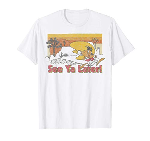 Looney Tunes Speedy Gonzales See Ya Later T-Shirt