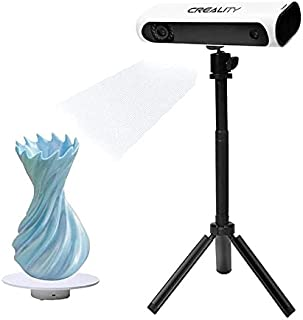 CR-Scan 01 Creality 3D Scanner Upgraded Combo, Quick Scan, Automatic Identification Repair, Handheld/Turntable Modes, 0.1m...