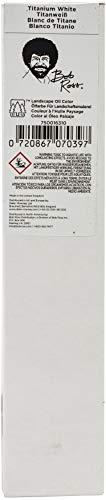 Bob Ross Oil Paint 200ml-Titanium, Titanium White