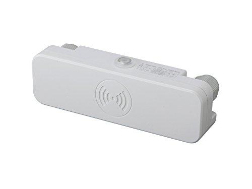 Sensor/Detector de Movimiento y Sensor crepuscular IP65por microondas-Ángulo de detección de 180Grados.