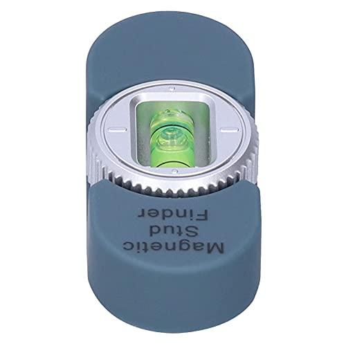 Detector de postes de pared, buscador de postes incorporado Potente imán de alta precisión Fácil marcado para detectar metales y clavos(gris, Animales polares)
