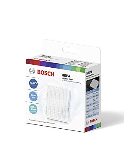 Bosch HEPA-Filter für Staubsauger, BBZ156HF, für Allergiker, 99.95 % Bakterienfilterung, passend für Reihen GS10, GS20, GL-20, GL-25 MoveOn Mini, GL-30, GL-35 MoveOn, GL-40, GL-40S Cosyyy