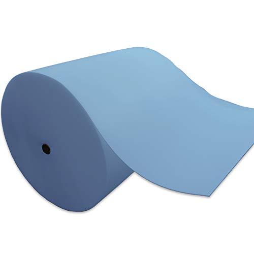 Ventadecolchones - Plancha de Espuma para Tapizar de 100 x 200 cm y 2 cm de Grosor - Dureza ExtraFirme Densidad 25 Kg/m3