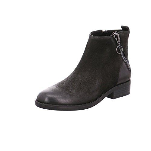 SPM Shoes & Boots 22738294-01/01571 Bottes pour Femme Noir - Noir - Noir, 38 EU