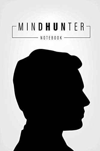 Mindhunter TV Series Themed College Ruled Notebook Journal, Composition Notebook, Lined Journal: A Wise Gift Item (120 Pages, 6x9 Size)