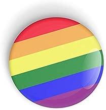 Fuck the Tories pin badge button stencil design
