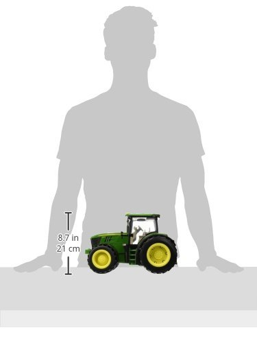 RC Auto kaufen Traktor Bild 5: TOMY Britains Trecker