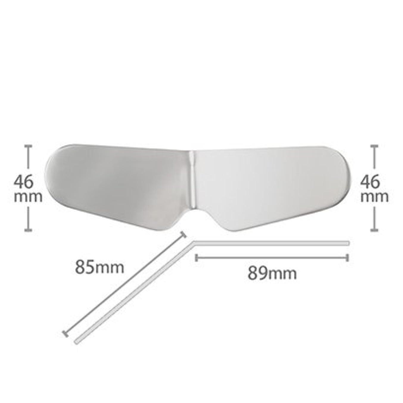 ミケランジェロ苦しめるヘルパーFEED(フィード) BND 撮影用ステンレスミラーBND 頬側面用 口腔内撮影用ミラー 入数 1枚 角度 140度