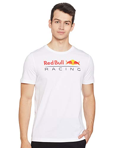 PUMA Red Bull Racing Apex Camiseta, Hombres Large - Original Merchandise