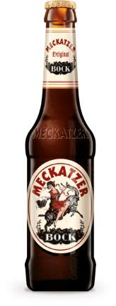 Meckatzer Bock 12 Flaschen x0,33l