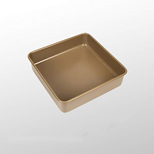 WAYERTY Square Cake Pans Mold Not-Stick Bread Pan Home Kitchen Pastry Tools Snowflake Crisp Catering Sustainable Deep Oven Tray Bakeware