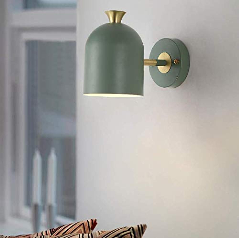 Wandbeleuchtung Nordic Gang Nacht Schlafzimmer Küche Wandleuchte Innen Nachtlampe Dekorative E27 110v-220v