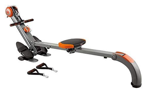 Timebreak Vogatore Gym Rower, Vogatore Pieghevole per casa, Vogatore