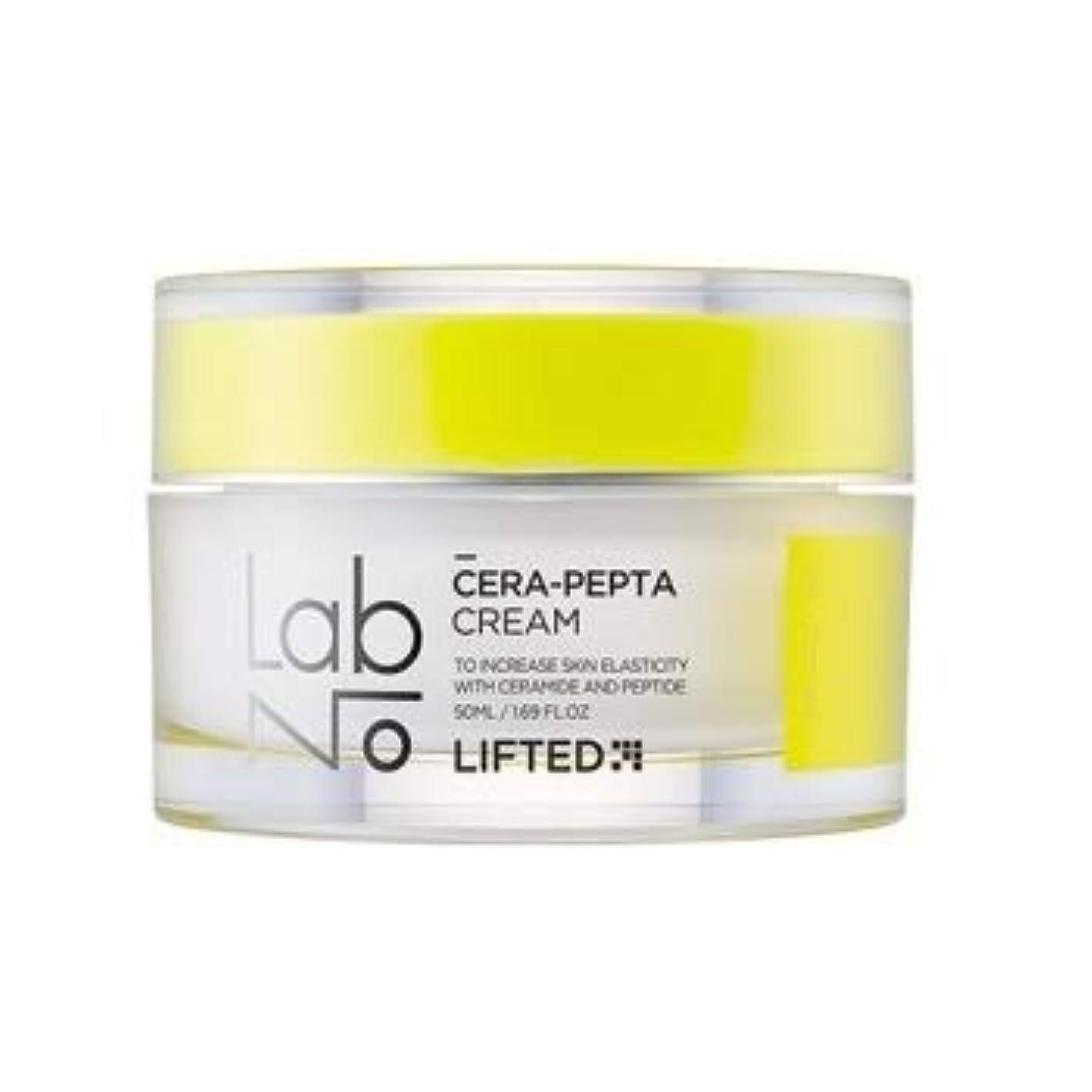 バッグ騒々しい代わりにを立てるLabNo リフテッド セラ-ペプタ クリーム / Lifted Sera-Pepta Cream (50ml) [並行輸入品]